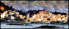 2012 - 232 / Panoramic of brick ( revisited ) (javananda) Tags: digital java arte abstracto pintura digitalpaint javananda