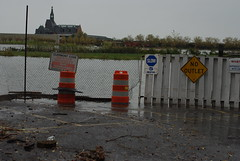 Hurricane Sandy in Jersey City