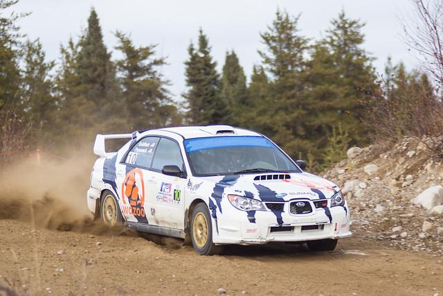 Tim Penasack / Marc Goldfarb - Rallye de Charlevoix 2012