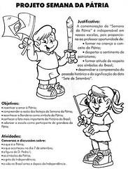 Atividades Independncia do Brasil. (Atividades Educao Infantil) Tags: 7desetembro semanadaptria datascomemorativas