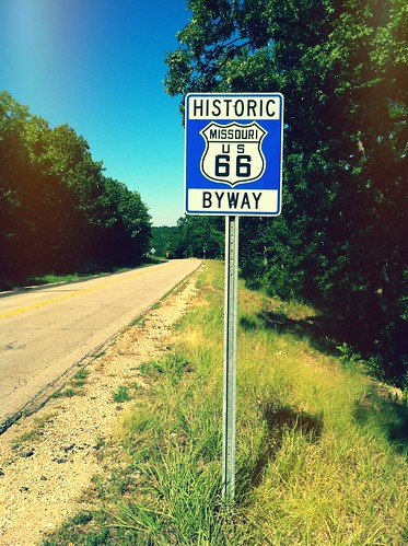 "Route 66 Historic Byway - Missouri • <a style=""font-size:0.8em;"" href=""http://www.flickr.com/photos/20810644@N05/8142685950/"" target=""_blank"">View on Flickr</a>"