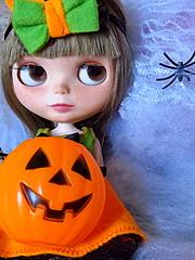 Mis kekitas en Halloween