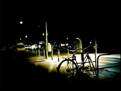 20121012_023 (sulamith.sallmann) Tags: berlin bike bicycle night germany dark deutschland europa nightshot nacht rad rder bicycles vehicle mitte velo deu fahrrad dunkel fahrzeug nachtaufnahme fahrrder nachts gesundbrunnen fahrzeuge berlinmitte verkehrsmittel zweirad zweirder sulamithsallmann