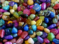 Brevard Zoo at Viera FL (Rusty Clark - On the Air M-F 8am-noon) Tags: shiny rocks pebbles minerals polished