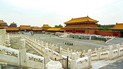 Inside the Forbidden City (Virginia Breedlove ) Tags: china beijing forbiddencity cultural peking worldheritage kultuur verbodenstad unescowerelderfgoed