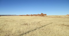 Fort Union National Monument (Mora County, New Mexico) (courthouselover) Tags: newmexico landscapes nm greatplains nationalmonuments santafetrail fortunion moracounty fortunionnationalmonument nationalparksystem