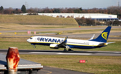 Ryanair 738 EI-DPX (ray_finkle) Tags: atc airport birmingham aircraft aviation air boeing ryanair airports airlines 737 birminghamuk bhx egbb