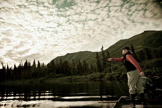 Alaska Luxury Fly-Out Fishing Lodge 12
