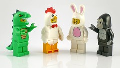 09-07_07 (noriart) Tags: guy chicken lego 7 9 suit series minifigures 71000