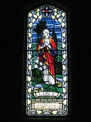A Stained Glass Window in the Anglican Church of St Paul – Corner Queen and Bridge Streets, Korumburra (raaen99) Tags: 1920s building church window glass architecture religious town worship interior faith religion australia chapel stainedglass victoria bible markettown queenst stpaulschurch queenstreet stainedglasswindow biblical 20s anglicanchurch gippsland 1927 leadlight gothicarchitecture churchwindow placeofworship gothicchurch bridgestreet countryvictoria bridgest churchofstpaul korumburra southgippsland stpaulsanglicanchurch religiousbuilding interwar provincialvictoria stainedglasschurchwindow australianchurch dairytown anglicanchurchofstpaul architecturallydesigned interwararchitecture korumburraanglicanchurch alfredfrongerud interwargothicarchitecture interwargothicchurch