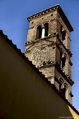 """Chiesa delle Ss.Rufina e Seconda, Trastevere • <a style=""""font-size:0.8em;"""" href=""""http://www.flickr.com/photos/89679026@N00/8436804055/"""" target=""""_blank"""">View on Flickr</a>"""