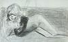 J. as Harley Quinn, Pompsicle Sacramento No. 895 (blugumbo) Tags: art moleskine pencil sketch artwork drawing sketching dailyart draw365