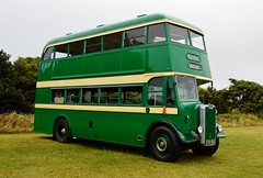 57 EHO869 (PD3.) Tags: 57 eho869 eho 869 guy arab reading bus buses psv pcv hampshire hants england uk gosport lee solent stokes bay station fareham provincial society preserved vintage coach seafront sea front 2016