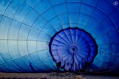 Avant le dpart - (In explore #7, 29.07.2016) (Damien Patard Photographie) Tags: montgolfiere balloon hot air