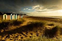 'Ten-hut!' (Photography by Tosh) Tags: d750 eastanglia southwold beach coast martintosh nikon photography seaside suffolk uk england unitedkingdom gb huts dawn sunrise