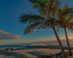 Snapper Rocks Sea Spray (rod marshall) Tags: sunrise snapperrocks bestsunrise sunrisesnapperrocksbestsunrise