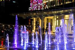 Capitol Piazza at night (The Elephant's Tales Photography) Tags: capitolpiazzasingapore singapore capitolpiazza cityscape architectural nightphotography samsungnx300