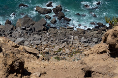 Capo da Roca - Cliff (pas.dela) Tags: portugal cliff atlantic ocean flickrelite travel