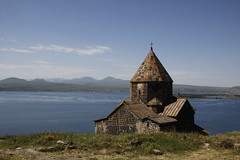 Armenia  Sundag den 17. juli (dese) Tags: july17 2016 sevanmonastery sevan monastery armenia sundag sunday surparakelotschurch church kyrkje lakesevan sewansee lacsevan sevangl gl sevansjn  lagosevan sevansjen sevanmeer  sevansen gegharkunikprovince sevanisland sevanpeninsula peninsula sevanavank july juli sommar summer