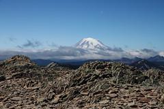 Mount Rainier from Shellrock Peak   Explore April 24, 2016 (jlcummins - Washington State) Tags: ironstonemountaintrail shellrockpeak hike mountains washingtonstate yakimacounty