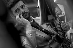 Il sassofonista (paolobenegiamo.weebly.com) Tags: band banda benegiamo brass doubt dubbio hand mano music musica paolo perplessita polignano sassofono sax saxophone leitz canada 13528 elmarit