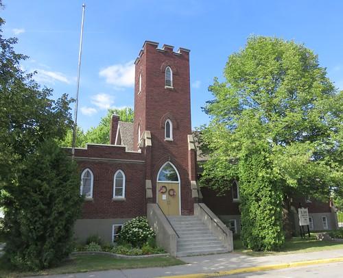 Saint John's Anglican Church (Fort Frances, Ontario)