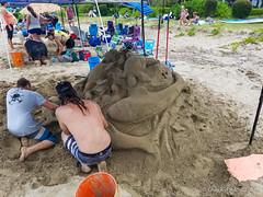 Hanalei_Sand_Castle_Contest-18 (Chuck 55) Tags: hanalei bay sand castle hawaii