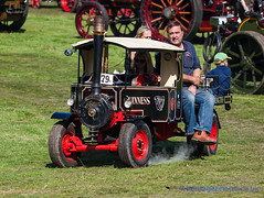 IMGL6320_Shrewsbury Steam Rally 2016 (GRAHAM CHRIMES) Tags: shrewsburysteamrally2016 shrewsbury shrewsburyrally shrewsburysteam 2016 onslowpark steamrally steamfair showground steamengine show traction transport tractionengine tractionenginerally heritage historic vintage vehicle vehicles vintagevehiclerally vintageshow photography photos preservation classic rally restoration engine engineering salop foden ctype miniature 6inchscale brewersdray perryspride 1998 fsw04 guinness