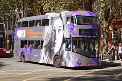 LT 13 (LTZ 1013) Metroline London New Routemaster (hotspur_star) Tags: londontransport londonbuses londonbus londonbuses2016 wrightbus borisbus borismaster newbusforlondon newroutemaster nb4l tfl transportforlondon hybridbus hybridtechnology busscene2016 doubledeck metrolinelondon lt13 ltz1013 alloveradvert advertlivery advertisinglivery advertbus aussiehaircare 390