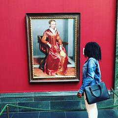 (ashplant_) Tags: traveling photography london england uk unitedkingdom trafalgarsquare nationalgallery cityofwestminster westminster art painting portrait