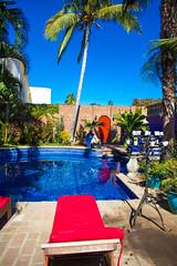 Hotel California (Thomas Hawk) Tags: baja bajacalifornia cabo cabosanlucas eagles hotel hotelcalifornia loscabos mexico todossantos pool swimmingpool fav10