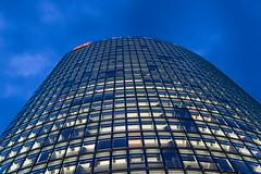 Berlin Potsdamer Platz (oliver_hb) Tags: berlin blauestunde sonycenter potsdamerplatz
