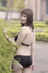 _MG_1327 (Neil Photo Studio) Tags:                           2016 135mm ef135mmf2lusm ef135mmf20lusm        taipei taiwan canon 6d model mrt taiwanuniversity nationaltaiwanuniversity ntu bikini