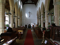 looking west (Simon_K) Tags: wiggenhall mary magdalene magdalen norfolk eastanglia
