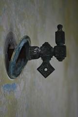 gas light (WV Nomad) Tags: gas light gaslight patina
