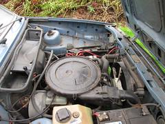 IMG_0496 1982 Volvo 343 DL (robsue888) Tags: merseyside volvo343dl