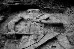 Akkadian Naram-Sin Rock Relief (Sumer and Akkad!) Tags: naramsin naramsuen akkadianperiod sulaimaniya iraq mesopotamia kurdistan lulubi iran
