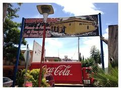 © Aguas y tierras negras. (memoguaida) Tags: méxico oaxaca sanbartolocoyotepec coyotepec barronegro cocacola color