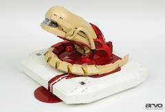 LEGO Alien Chestburster (The Arvo Brothers) Tags: lego alien chestburster giger arvo brothers