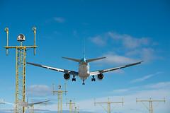 Korean Air Cargo - HL8226 - B777-200F (Aviation & Maritime) Tags: hl8226 koreanaircargo boeing b777 b777200f boeing777 boeing777200f osl engm cargoplane osloairportgardermoen oslolufthavngardermoen osloairport gardermoen norway