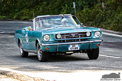 Ford Mustang V8 302 CI Convertible (Guillaume Carré) Tags: ford mustang v8 302 ci convertible rallye père fils 2016