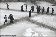 Snow in the autumn#qom#iran (jalaliphoto) Tags: qom iran