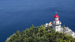 Lighthouse Farol do Arnel (Jimmy Langeveld) Tags: vuurtoren 2470 landscape ocean atlantic faro azores azoren