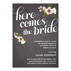 (HERE COMES THE BRIDE | BRIDAL SHOWER INVITATION) #Autumn, #Barn, #Black, #Board, #Bridal, #Chalk, #Chalkboard, #Fall, #Farm, #Floral, #Flowers, #Kraft, #Modern, #New, #Pink, #Pretty, #Rustic, #Shower, #Spring, #Stylish, #Summer, #Trendy, #Vintage, #Weddi (CustomWeddingInvitations) Tags: here comes the bride | bridal shower invitation autumn barn black board chalk chalkboard fall farm floral flowers kraft modern new pink pretty rustic spring stylish summer trendy vintage wedding white winter is available custom unique invitations store httpcustomweddinginvitationsringscakegownsanniversaryreceptionflowersgiftdressesshoesclothingaccessoriesinvitationsbinauralbeatsbrainwaveentrainmentcomherecomesthebridebridalshowerinvitation weddinginvitation weddinginvitations