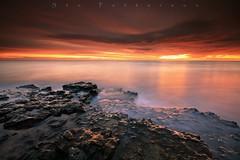 Galvanic Brim (Stu Patterson) Tags: stu patterson sunrise seascape northumberland