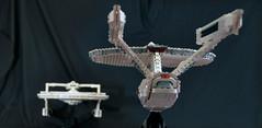 DSC_4774 (jonmunz) Tags: wrath khan uss reliant lego enterprise tos