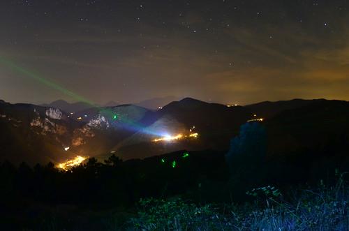 Kill the light pollution