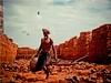 The brick artist (Fozle Rabby) Tags: bricks documentary bangladesh brickfield manikganj maowa maowaghat