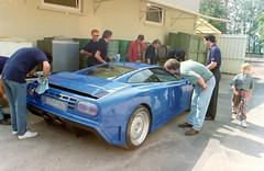Bugatti EB110 - 1991 Molsheim (nbdesignz) Tags: 1991 bugatti molsheim eb110