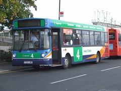 Stagecoach in Warwickshire 31322 (P322 JND) (M. Webster) Tags: bus volvo rugby alexander warwickshire stagecoach 31322 alx200 b6le p322jnd